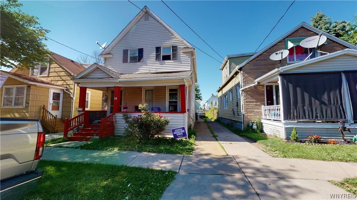 34 Pries Avenue, Buffalo, NY 14220 - #: B1264606