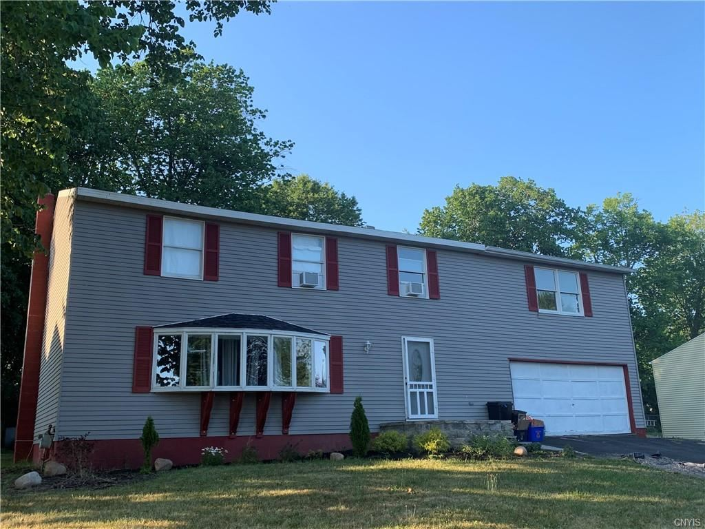 3666 Buttercup Lane, Baldwinsville, NY 13027 - #: S1277619