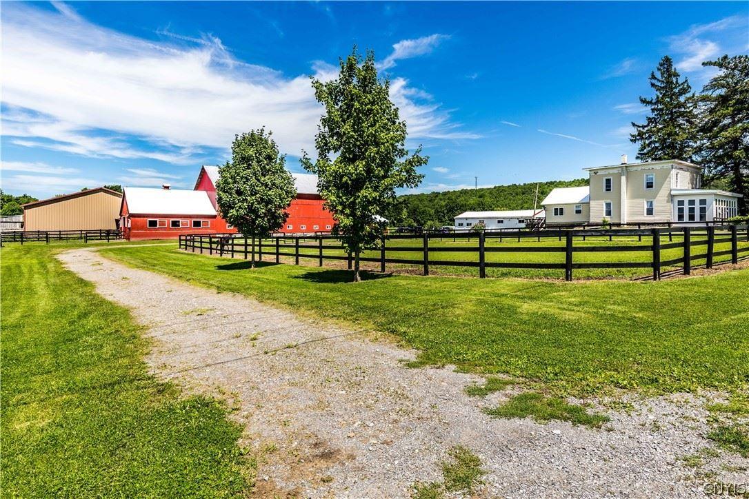 1459 Nys Rt 80 W, New Woodstock, NY 13035 - MLS#: S1286621