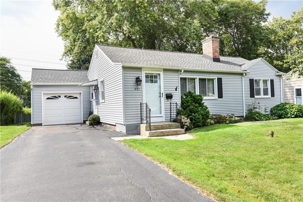 491 Grosvenor Road, Rochester, NY 14610 - MLS#: R1366625