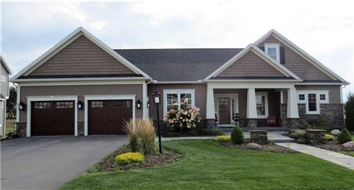 Photo of 7155 Piper Meadows Drive, Victor, NY 14564 (MLS # R1371630)