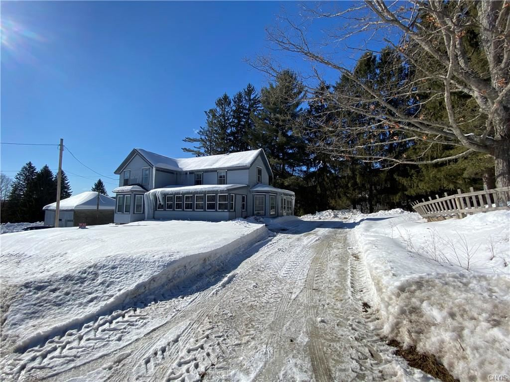 2681 State Route 215, Cortland, NY 13045 - MLS#: S1317630