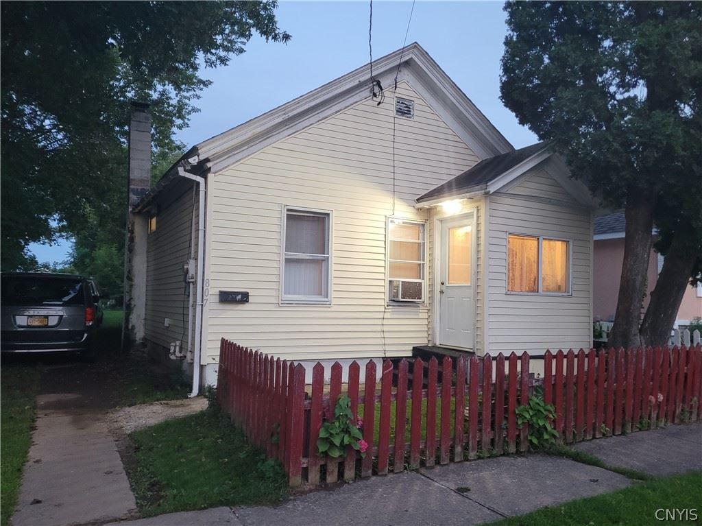 807 Third Ave, Utica, NY 13501 - MLS#: S1361630