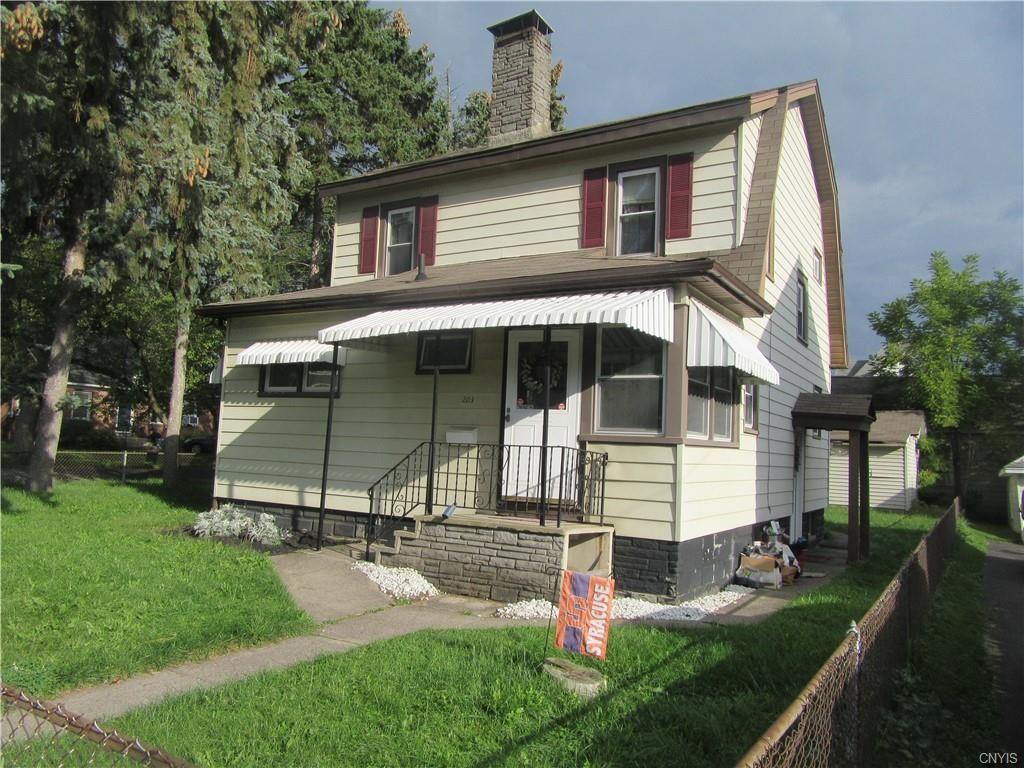 203 Scoville Ave Avenue #A, Syracuse, NY 13203 - MLS#: S1364630
