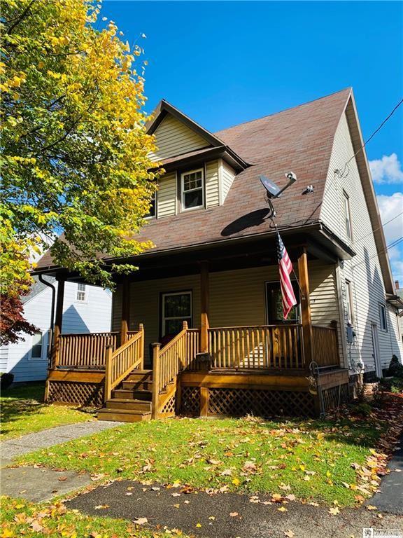 137 Linwood Avenue, Jamestown, NY 14701 - #: R1301631