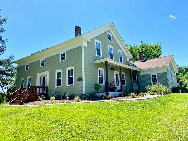 5284 West Road, Morrisville, NY 13408 - MLS#: S1343631