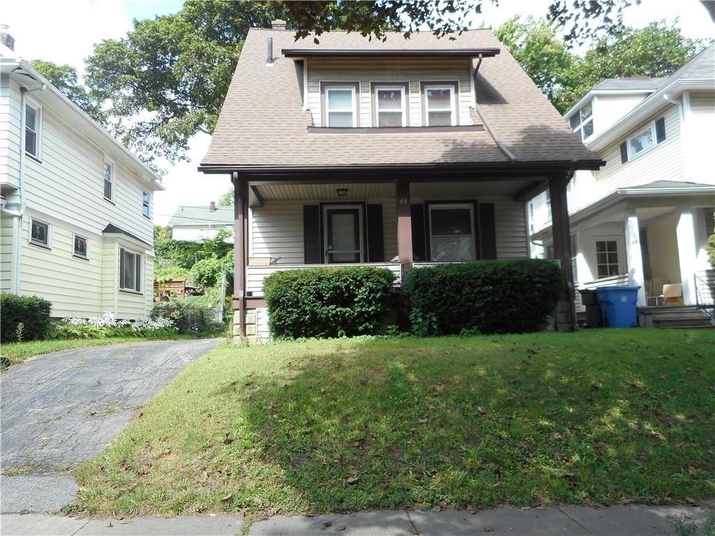 45 Marion Street, Rochester, NY 14610 - MLS#: R1363632