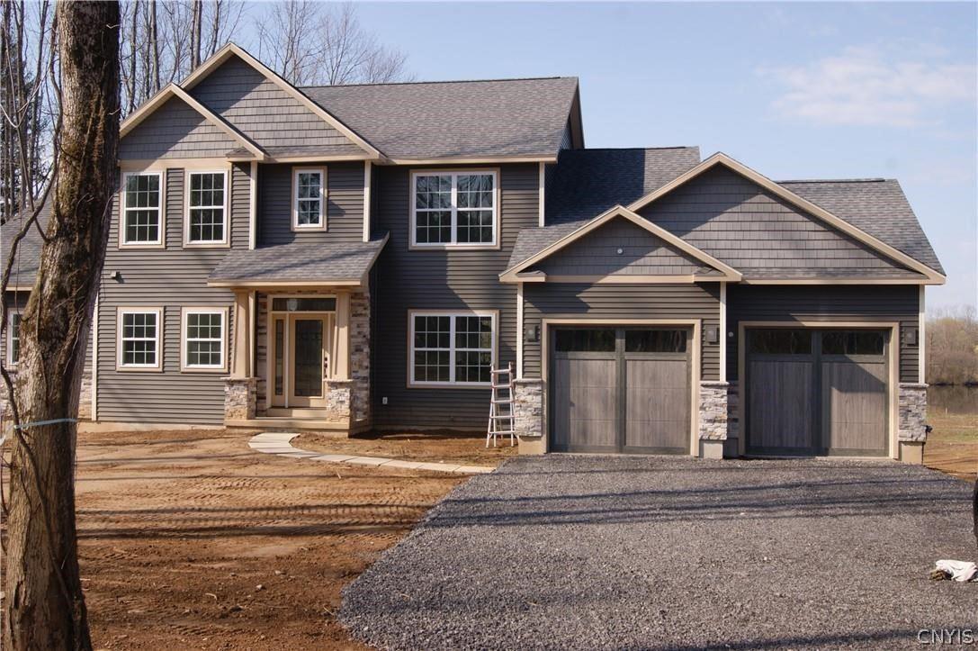 Lot 1A Van Buren Road, Baldwinsville, NY 13027 - MLS#: S1357634