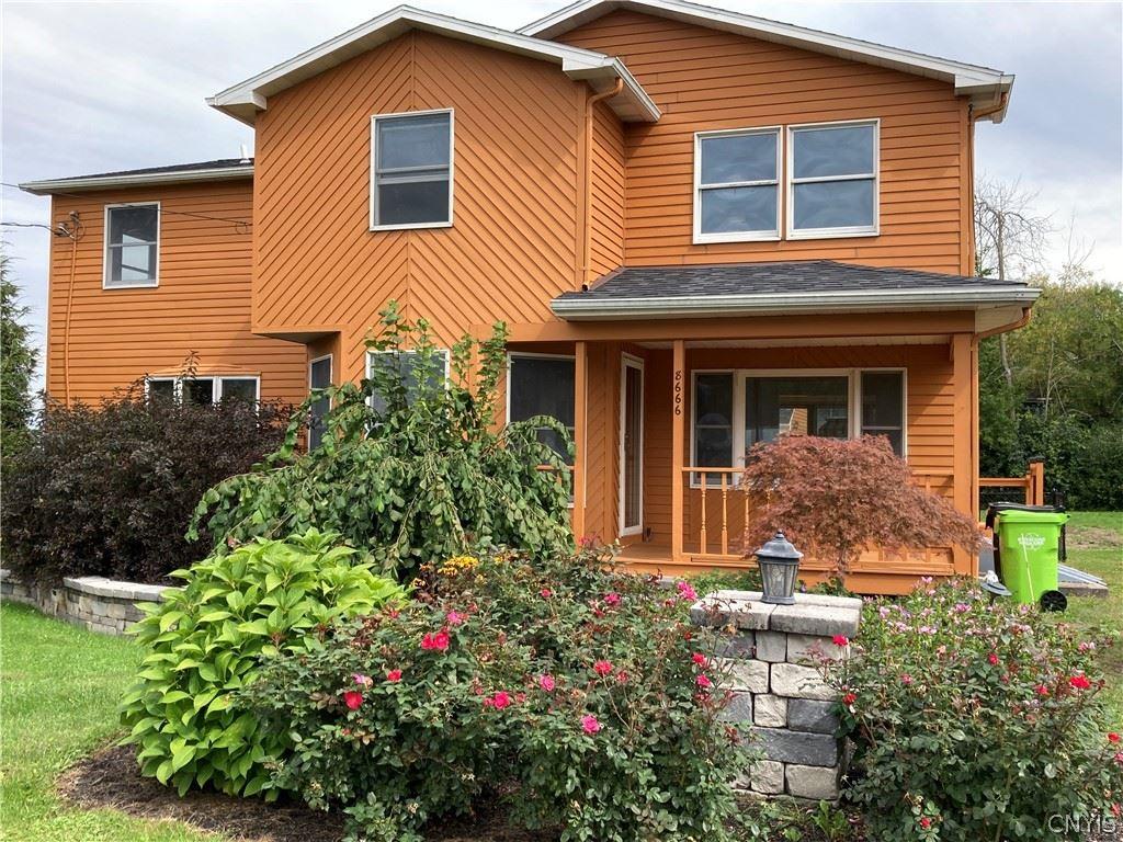 8666 Lake Road, Chittenango, NY 13037 - MLS#: S1371634