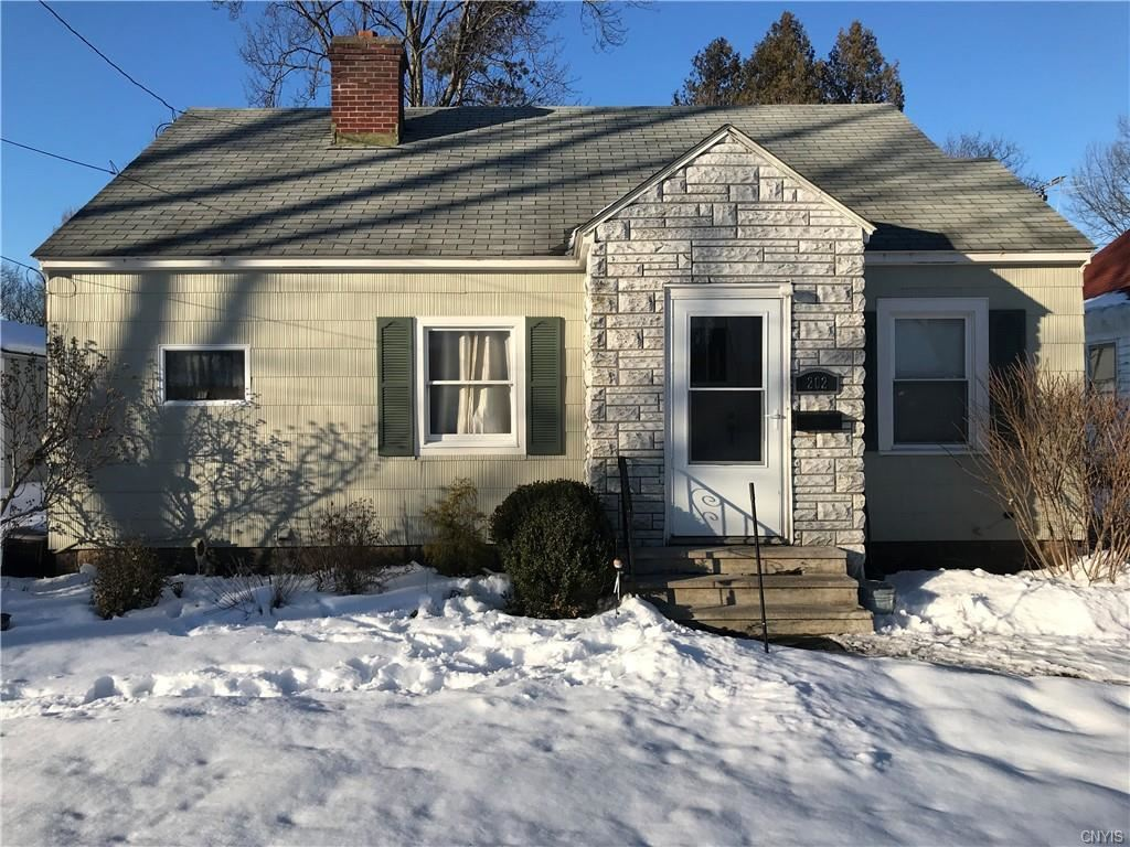 202 Palmer Drive, North Syracuse, NY 13212 - MLS#: S1316636