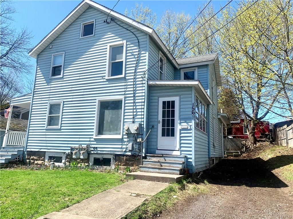 156 S 6th Street, Fulton, NY 13069 - MLS#: S1329639