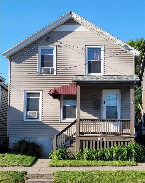 633 South Street, Utica, NY 13501 - MLS#: S1340640