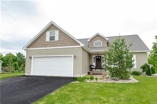 Photo of 4499 Sage Meadows Drive, Marcellus, NY 13108 (MLS # S1341641)