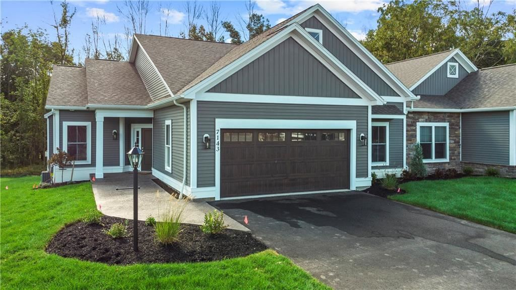 7142 Cassidy Court #Lot 207, Victor, NY 14564 - MLS#: R1371641