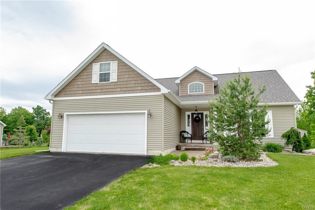 4499 Sage Meadows Drive, Marcellus, NY 13108 - MLS#: S1341641