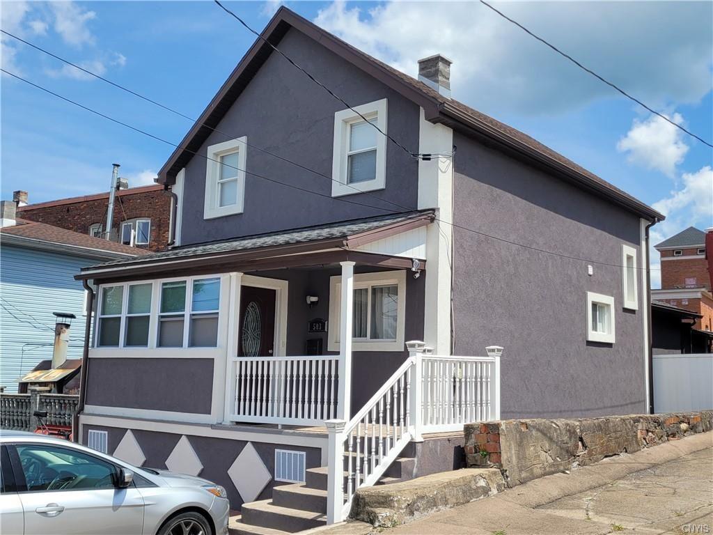 503 Bacon Street, Utica, NY 13501 - MLS#: S1354645