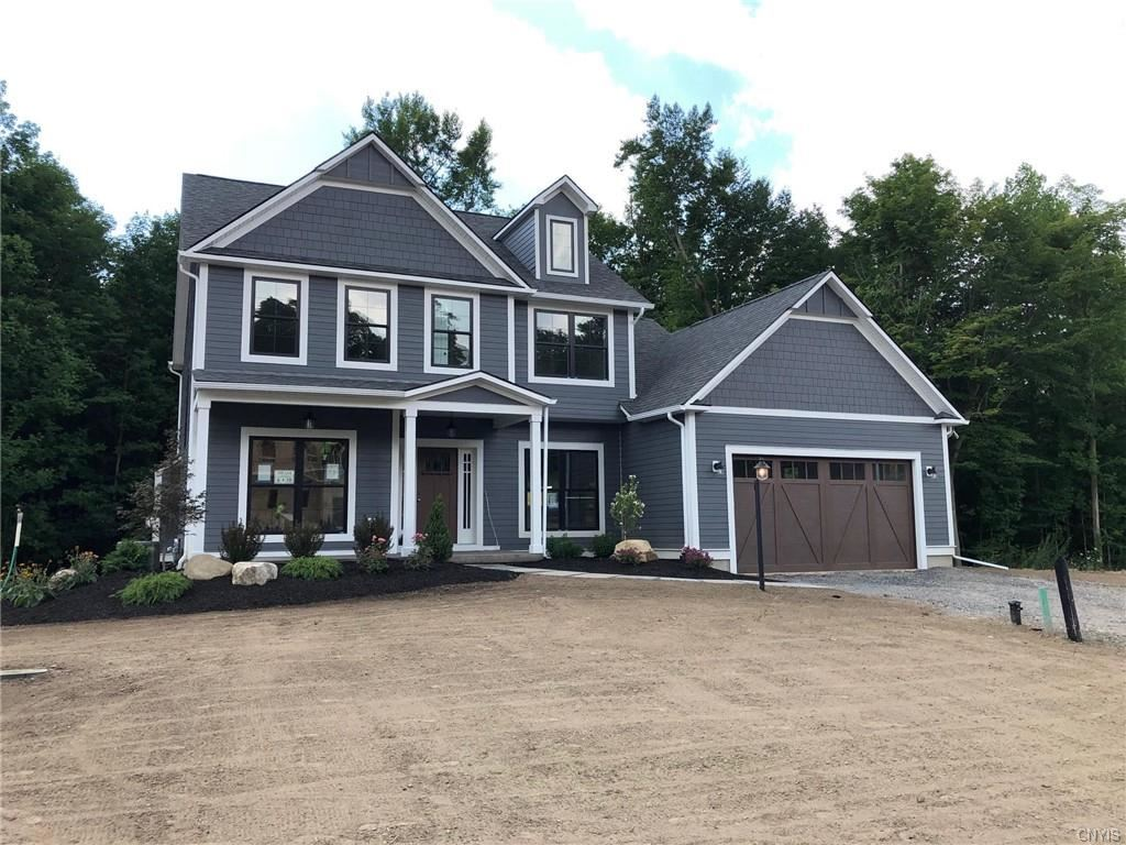 Lot 345A Whistling Swan Lane, Manlius, NY 13104 - MLS#: S1327651
