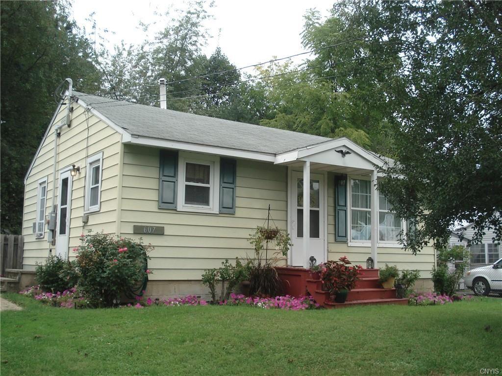 607 Forbes Avenue, Chittenango, NY 13037 - MLS#: S1366651
