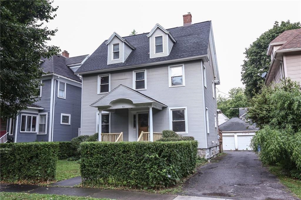 53 Belmont Street, Rochester, NY 14620 - MLS#: R1360652