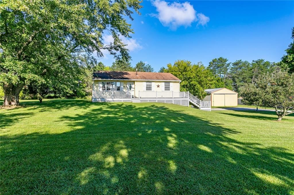422 Leicester Road, Caledonia, NY 14423 - MLS#: R1363654