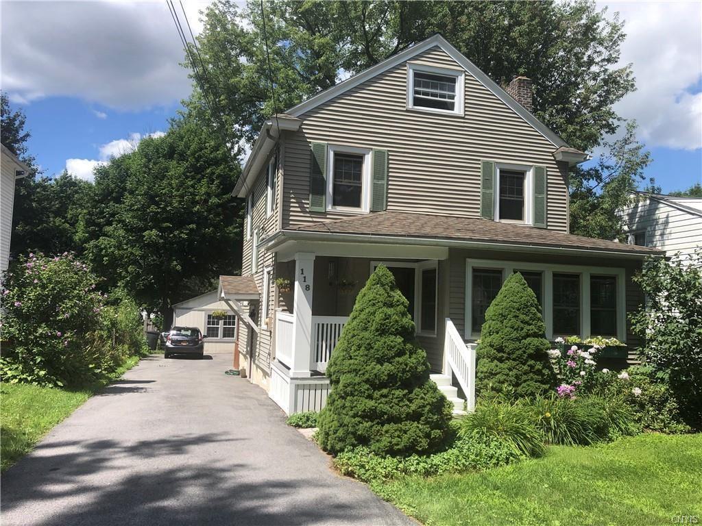 118 Meadow Road, Syracuse, NY 13219 - #: S1284658
