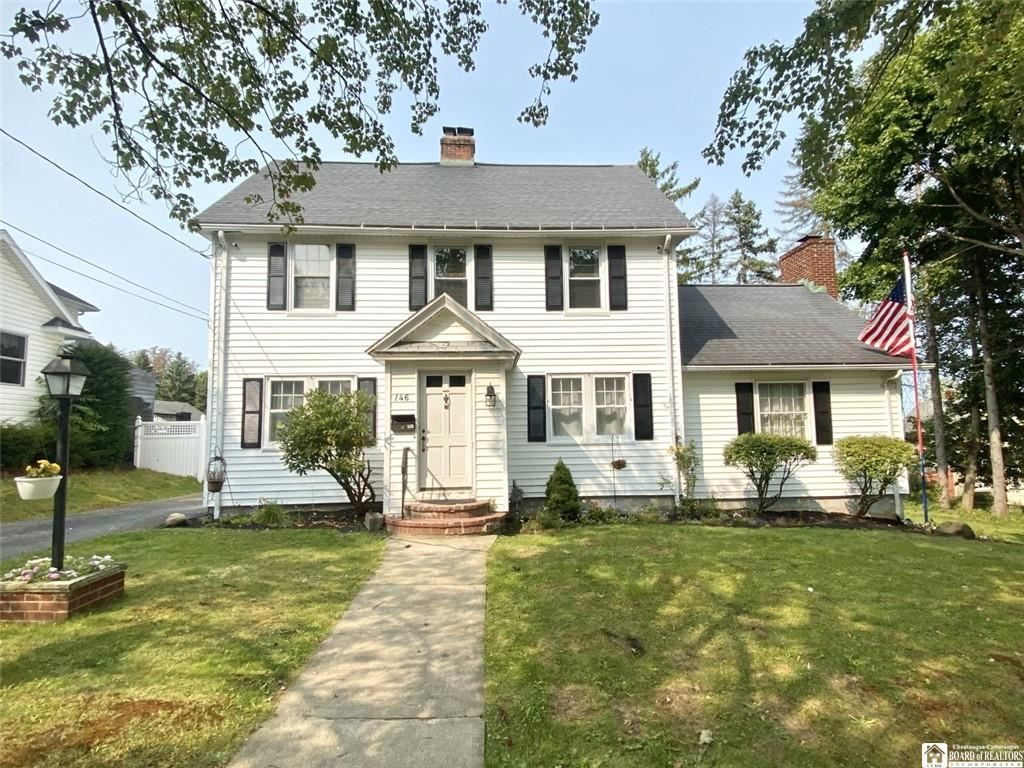 146 Hazeltine Avenue, Jamestown, NY 14701 - #: R1294659