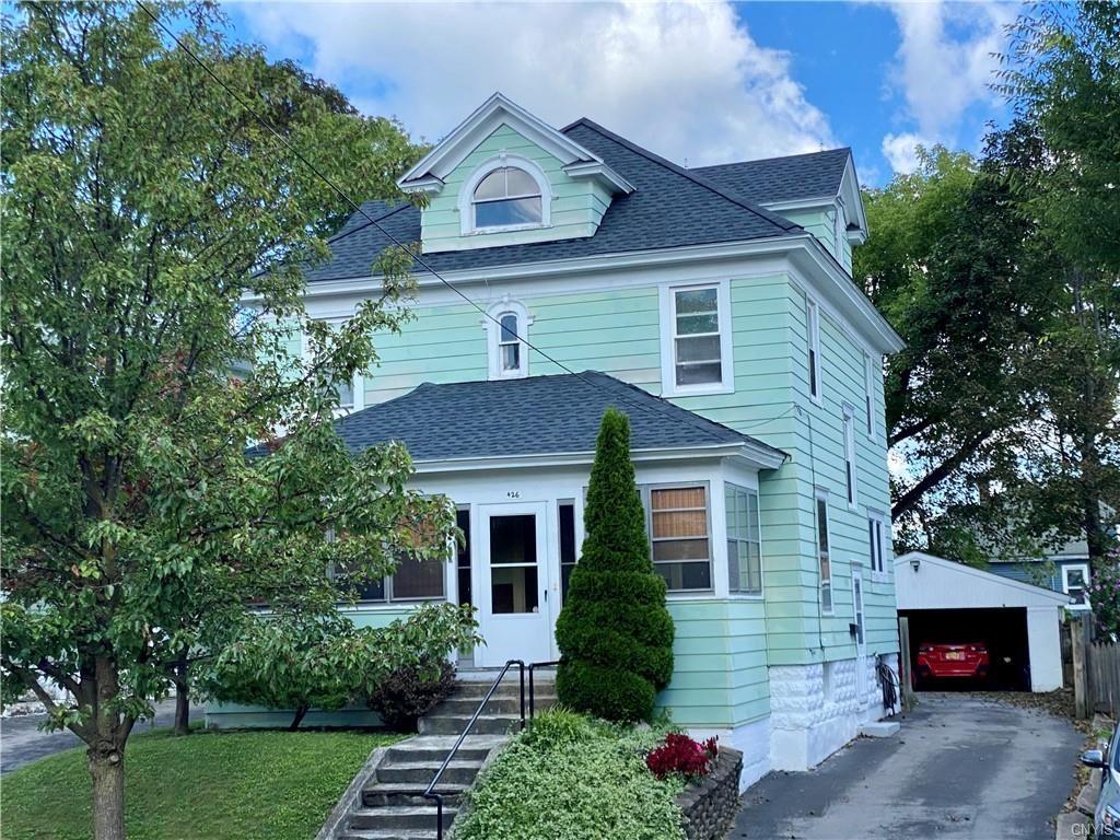 426 Bryant Avenue, Syracuse, NY 13204 - #: S1356659