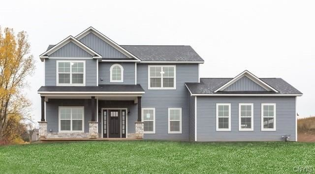 Lot 345B Whistling Swan Lane, Manlius, NY 13104 - MLS#: S1327660