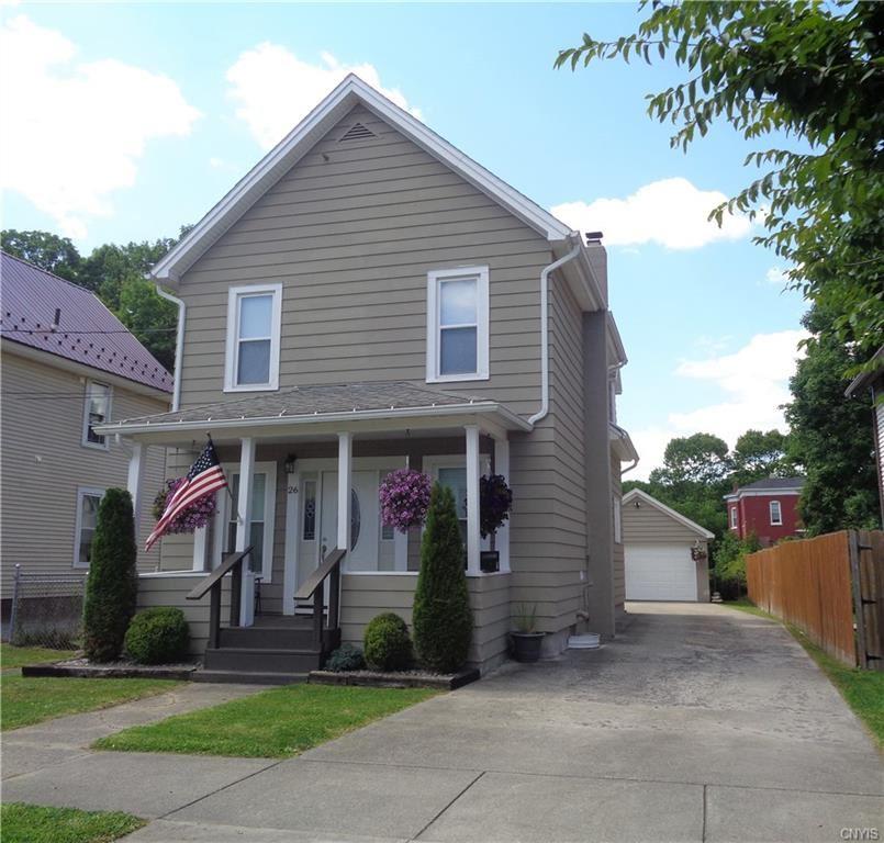 26 Crandall Street, Cortland, NY 13045 - MLS#: S1346660