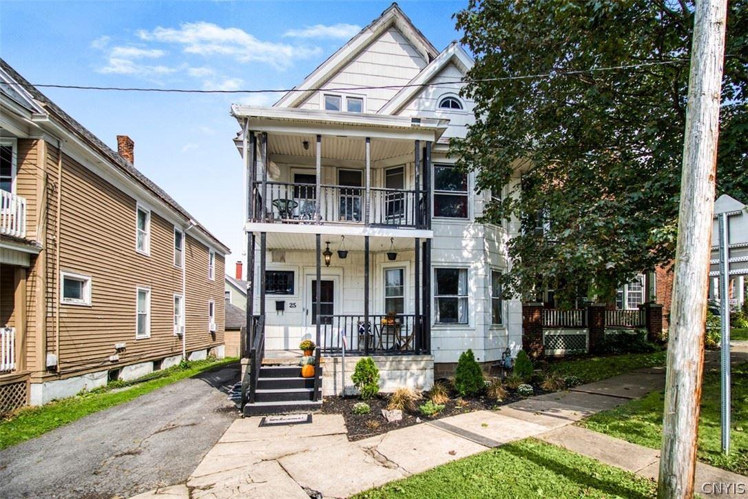 25 Prospect Street, Utica, NY 13501 - MLS#: S1367660