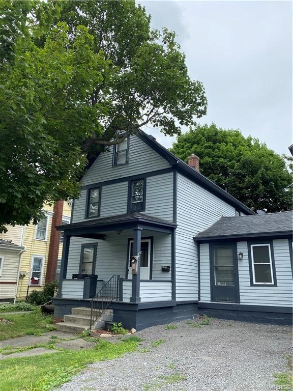 411 Ellicott Street, Batavia, NY 14020 - MLS#: B1352662