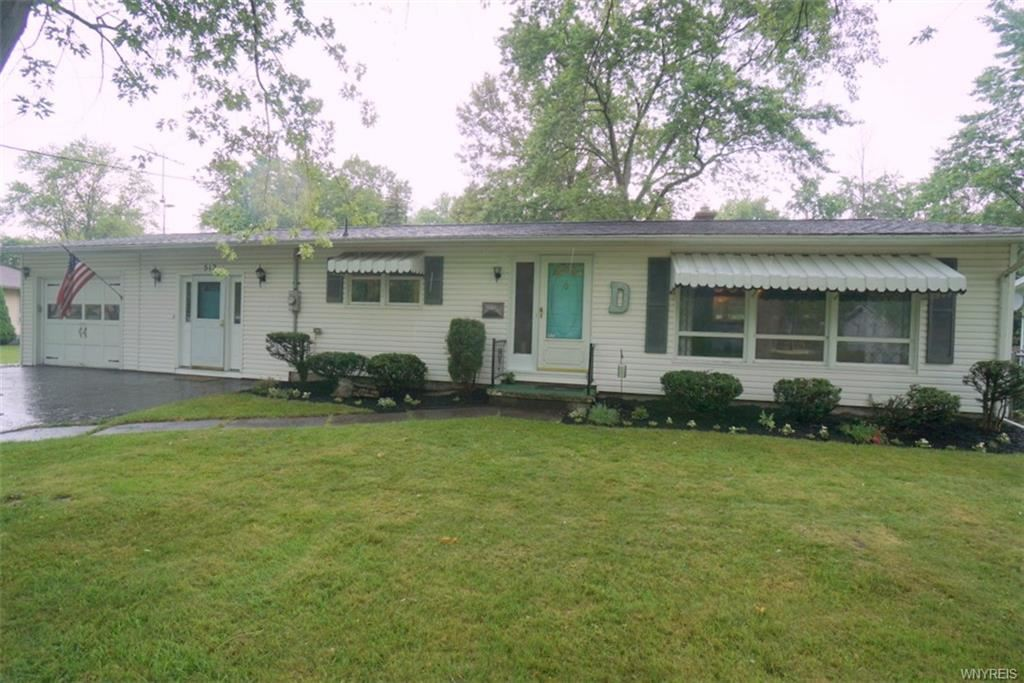 512 Parkside Place, Youngstown, NY 14174 - #: B1279663