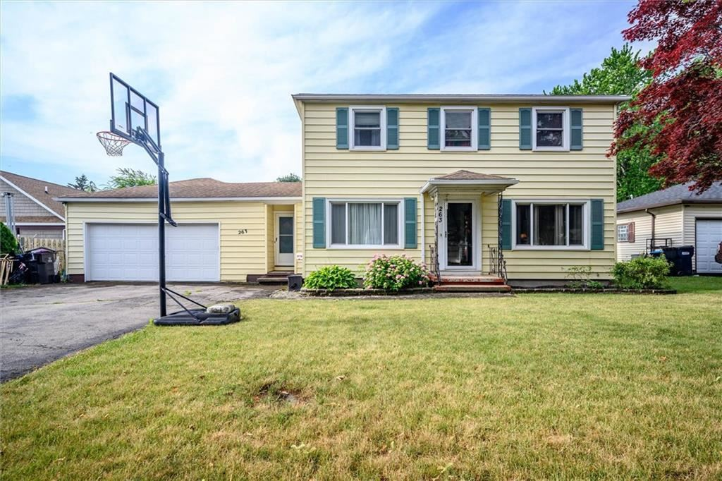 263 Brookdale Park, Rochester, NY 14609 - MLS#: R1346663