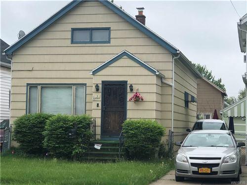 Photo of 5 Edith Street, Buffalo, NY 14215 (MLS # B1269665)