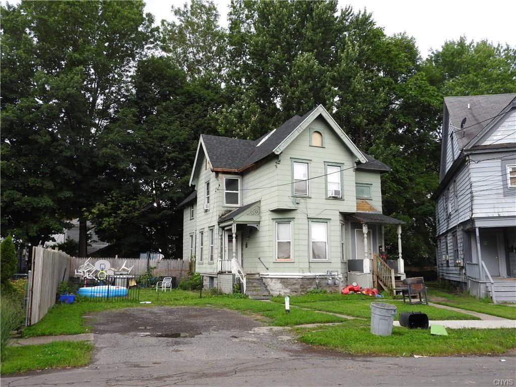 208 Barrett Street, Syracuse, NY 13204 - MLS#: S1356665