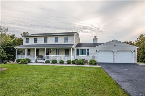 Photo of 4555 Limeledge Road, Marcellus, NY 13108 (MLS # S1366667)