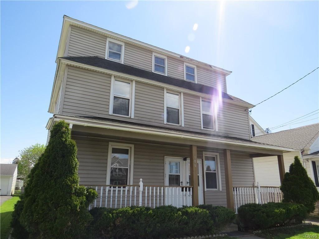 106 Campbell Avenue, Yorkville, NY 13495 - #: S1339668