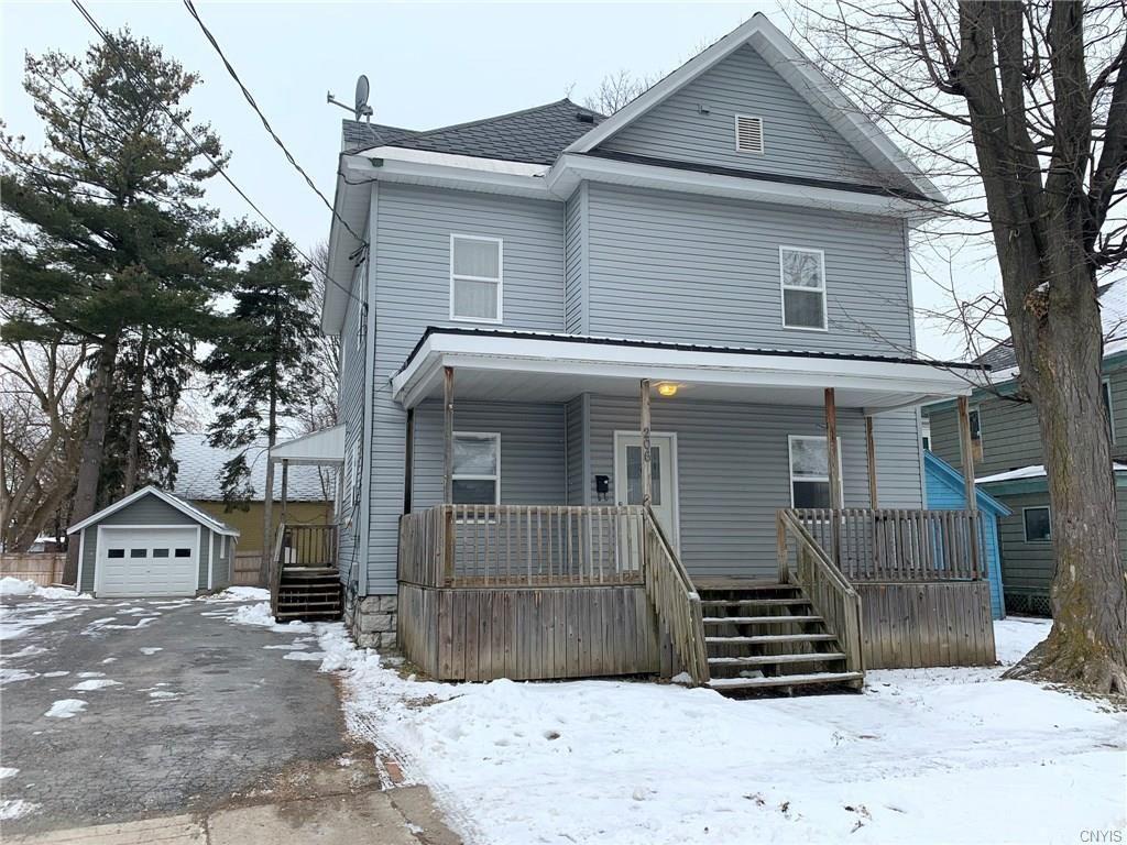 206 S Hamilton Street, Watertown, NY 13601 - #: S1249670