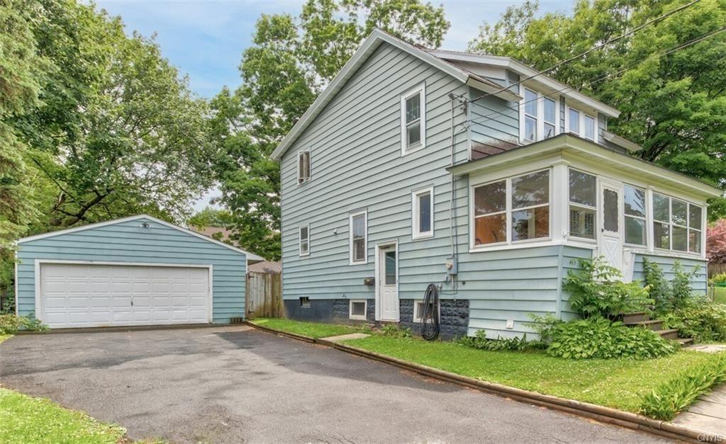 415 Hillside Avenue, Syracuse, NY 13219 - MLS#: S1349673