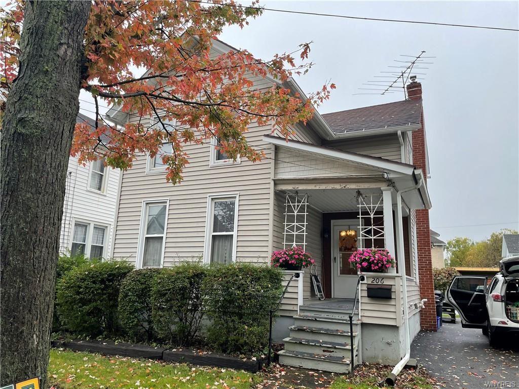 206 S Swan Street, Batavia, NY 14020 - MLS#: B1374675