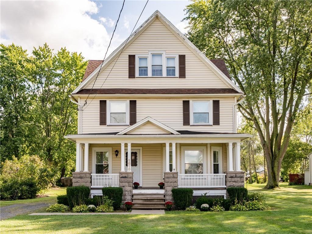 1618 Lake Road, Hamlin, NY 14464 - MLS#: R1366676