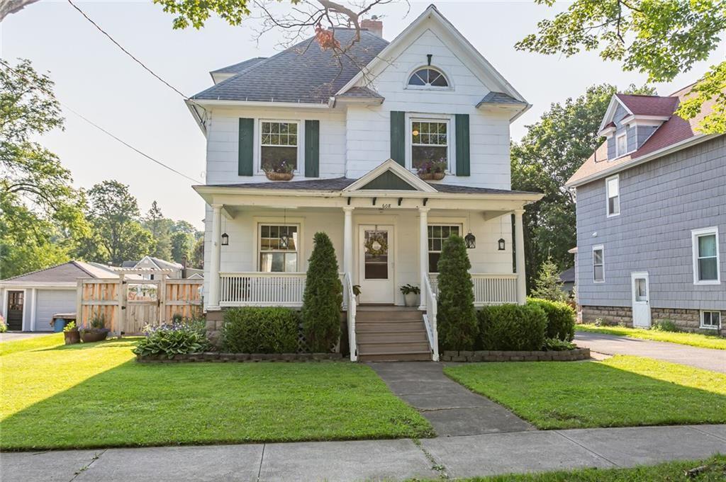 608 Colton Avenue, Newark, NY 14513 - MLS#: R1354677