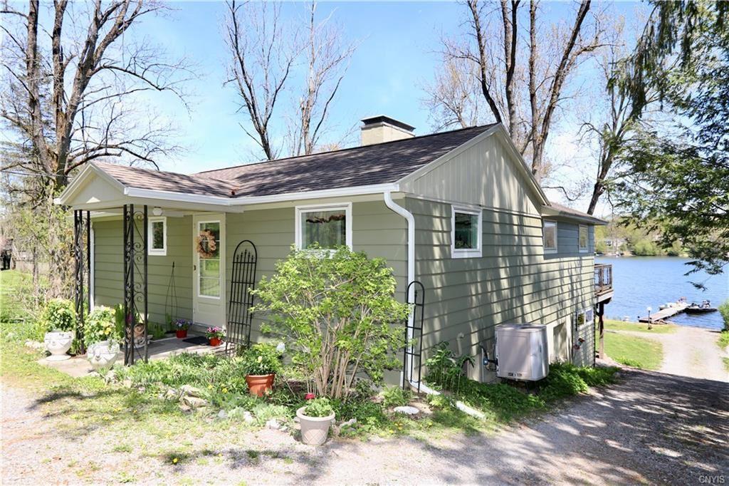 1514 Owahgena Terrace, Cazenovia, NY 13035 - #: S1259677