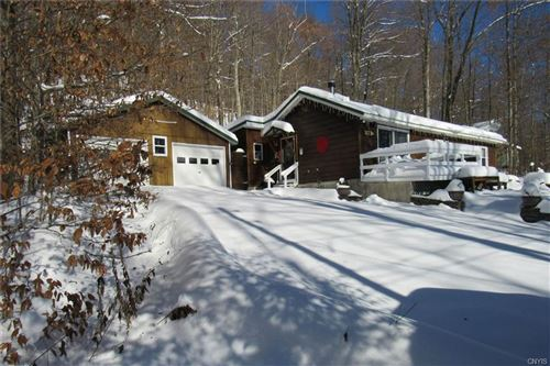 Photo of 373 Mohawk Drive East, Old Forge, NY 13420 (MLS # S1207683)