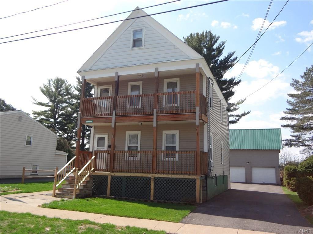 33 Floyd Street, New York Mills, NY 13417 - MLS#: S1329684