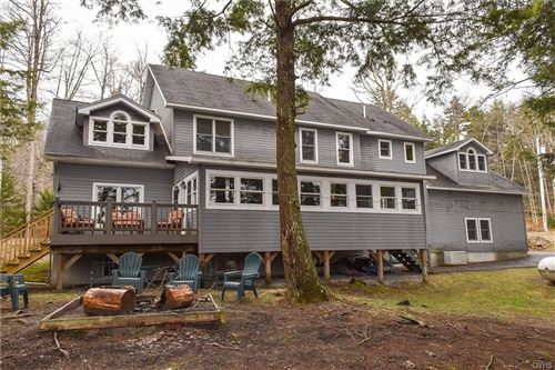 Photo of 177 S Shore Acres Road, Old Forge, NY 13420 (MLS # S1330689)