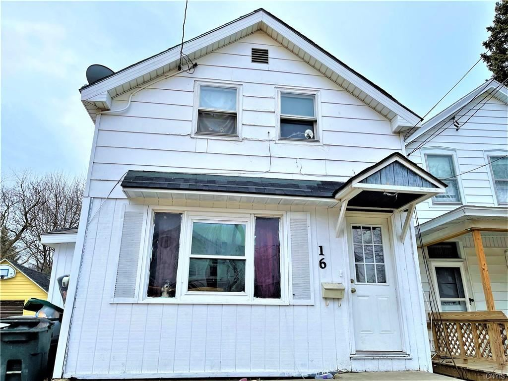 16 Governor Street, Oswego, NY 13126 - MLS#: S1327692