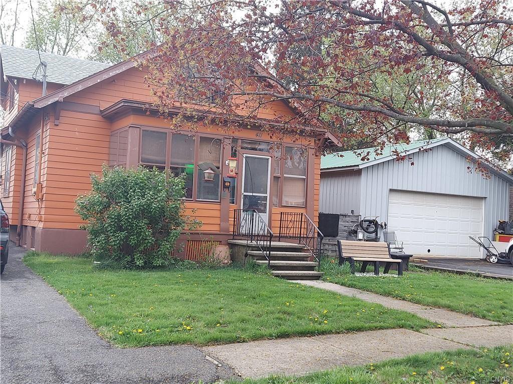 411 Ashland Avenue, Utica, NY 13502 - MLS#: S1334693