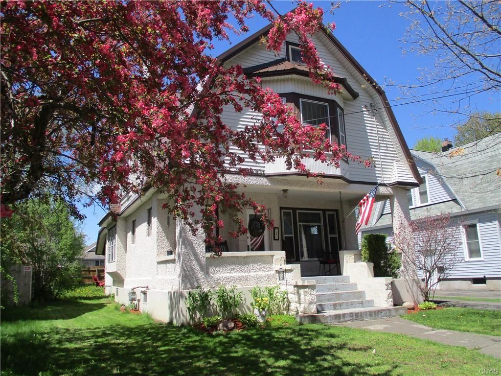 8 Parker Avenue, Cortland, NY 13045 - MLS#: S1336696