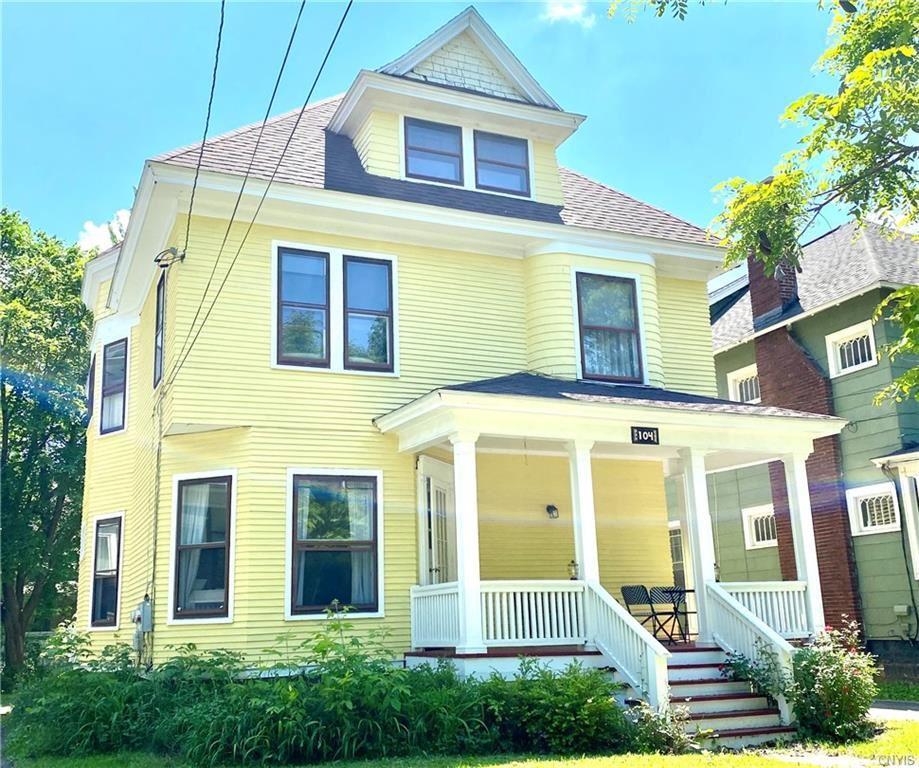 104 Victoria Place, Syracuse, NY 13210 - MLS#: S1341697
